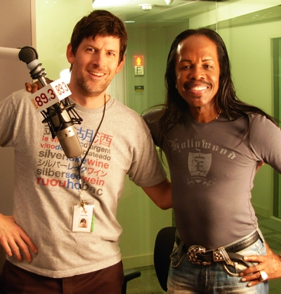 Rabe and Verdine White