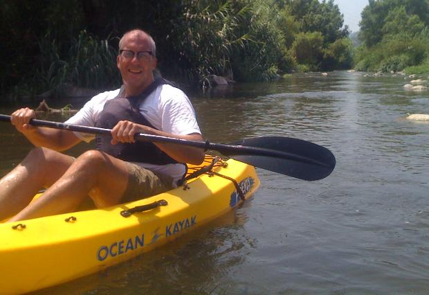 Everyday Heroes: Joe Linton, the L.A. River activist and kayaker
