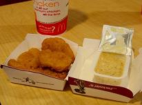 mcdonaldsnuggets mnn only