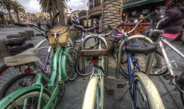 bikes in hermosa beach Get a free bike corral for your event in the South Bay