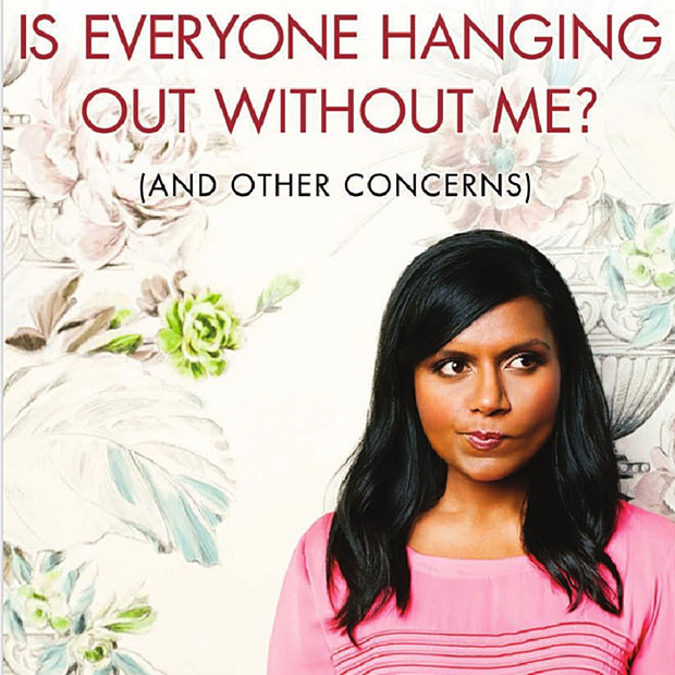 Book I Ll Be Reading This Fall The Office S Mindy Kaling S Is Everyone Hanging Out Without Me 89 3 Kpcc