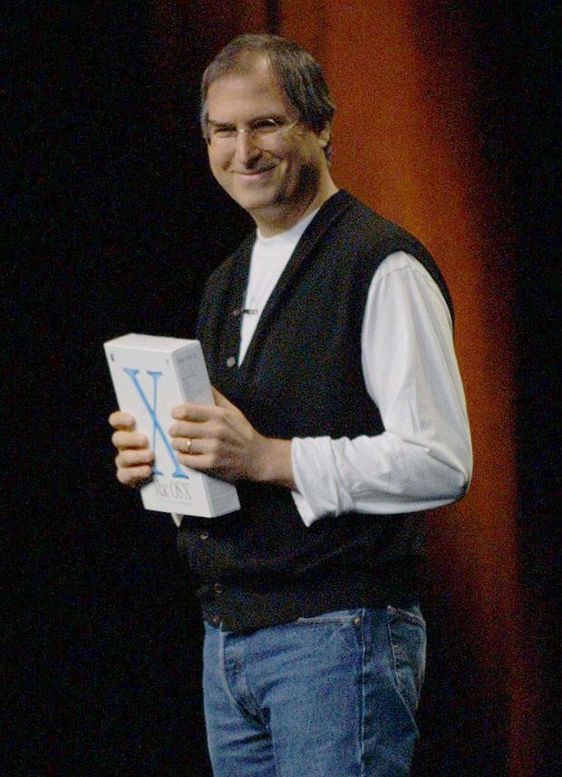 The Fashion Of Steve Jobs Not Just Black Turtlenecks 89 3 Kpcc