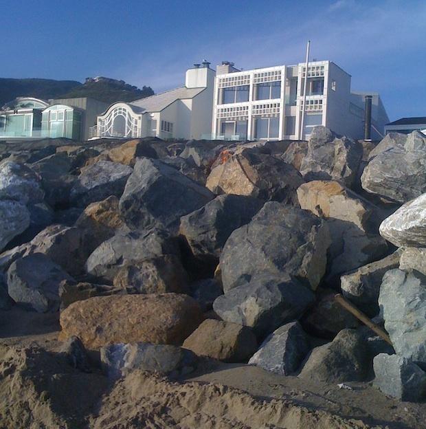Doing the math on sea level rise & coastal erosion in Malibu, Venice